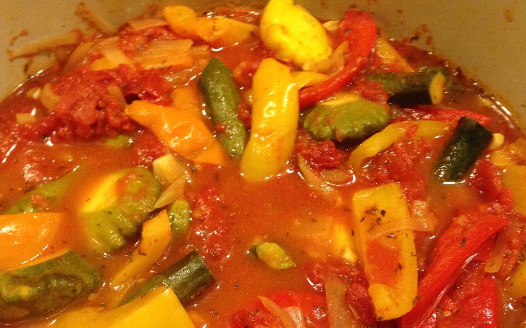 Fresh Basil Ratatouille Recipes — Dishmaps