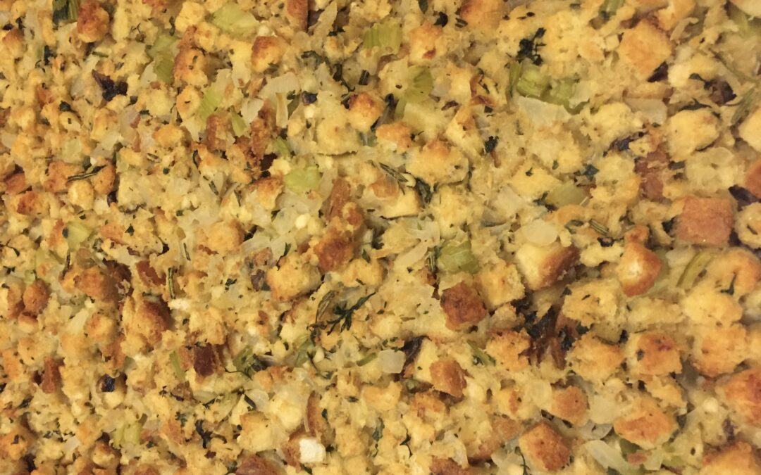 Buttery Herb Stuffing